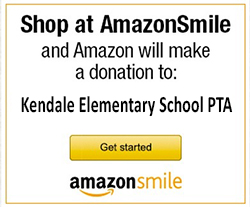 Click and select Kendale Elementary School PTA for Amazon donations at no additional cost to you.